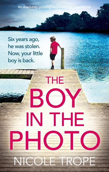 The Boy in the Photo - Nicole Trope book cover