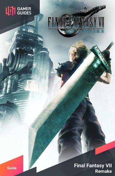 Final Fantasy VII Remake - Strategy Guide
