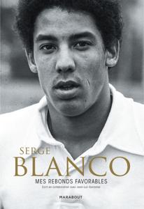 Serge Blanco La couverture du livre martien