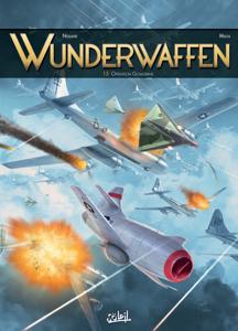 Wunderwaffen T15 La couverture du livre martien