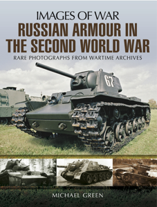 Russian Armour in the Second World War Buch-Cover