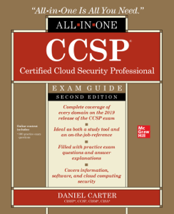CCSP Certified Cloud Security Professional All-in-One Exam Guide, Second Edition Copertina del libro