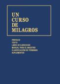 Un Curso de Milagros Book Cover