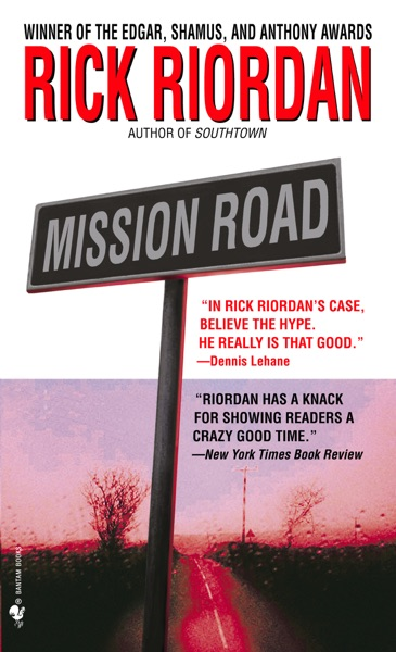 Mission Road - Rick Riordan book cover