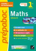Maths 1re générale (spécialité) - Prépabac