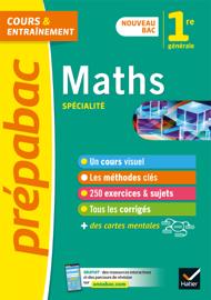 Maths 1re (spécialité) - Prépabac Cours & entraînement