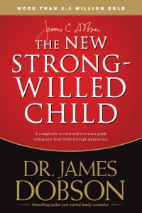 The New Strong-Willed Child Book Cover