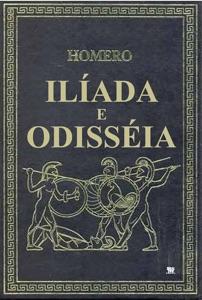 Ilíada e Odisséia -2 em 1 - Edição Especial Ilustrada Book Cover