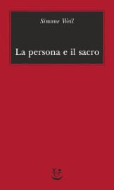 La persona e il sacro