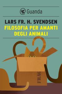 Filosofia per amanti degli animali Copertina del libro