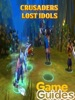 Crusaders Of The Lost Idols Tips, Cheats & Guide To Create The Best Triangle Formation