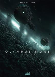 Olympus Mons T06 La couverture du livre martien