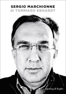 Sergio Marchionne Libro Cover