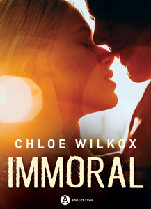 Immoral La couverture du livre martien