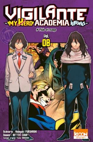 Vigilante - My Hero Academia Illegals T08 PDF Download
