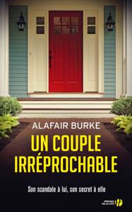 Un couple irréprochable La couverture du livre martien