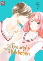 Kazune Kawahara - Ein Freund zum Verlieben – Band 7 artwork