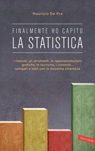 Finalmente ho capito la statistica Book Cover