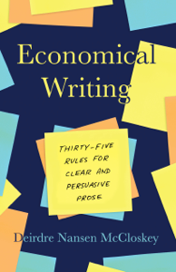 Economical Writing, Third Edition Copertina del libro