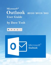 Microsoft Outlook 2016/2019/365 User Guide