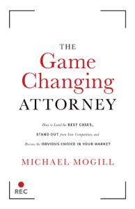 The Game Changing Attorney Couverture de livre