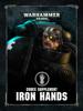 Games Workshop - Codex Supplement: Iron Hands artwork