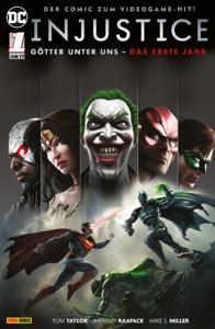 Injustice - Götter unter uns: Das erste Jahr, Band 1 Buch-Cover