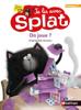 Rob Scotton - On joue - Je lis avec Splat - CP Niveau 1 - Dès 6 ans illustration