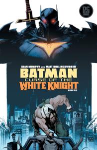 Batman: Curse of the White Knight (2019-2020) #6 Copertina del libro