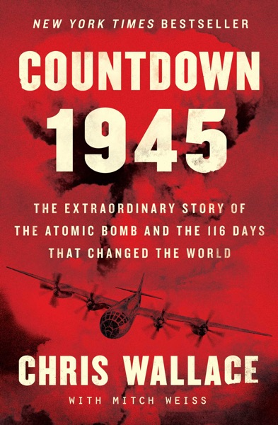 Countdown 1945 - Chris Wallace book cover