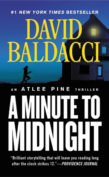 A Minute to Midnight - David Baldacci book cover