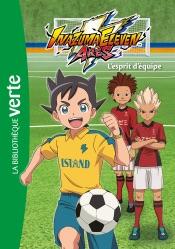 Download and Read Online Inazuma eleven 03 - L'esprit d'équipe