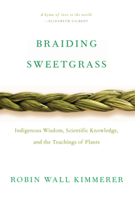 Braiding Sweetgrass Book Cover