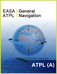 EASA ATPL General Navigation Copertina del libro