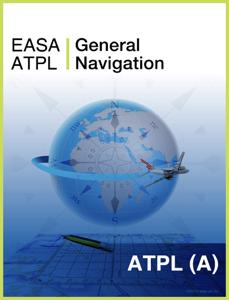 EASA ATPL General Navigation Copertina del libro