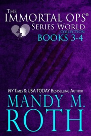The Immortal Ops Series World Collection Books 3-4 PDF Download
