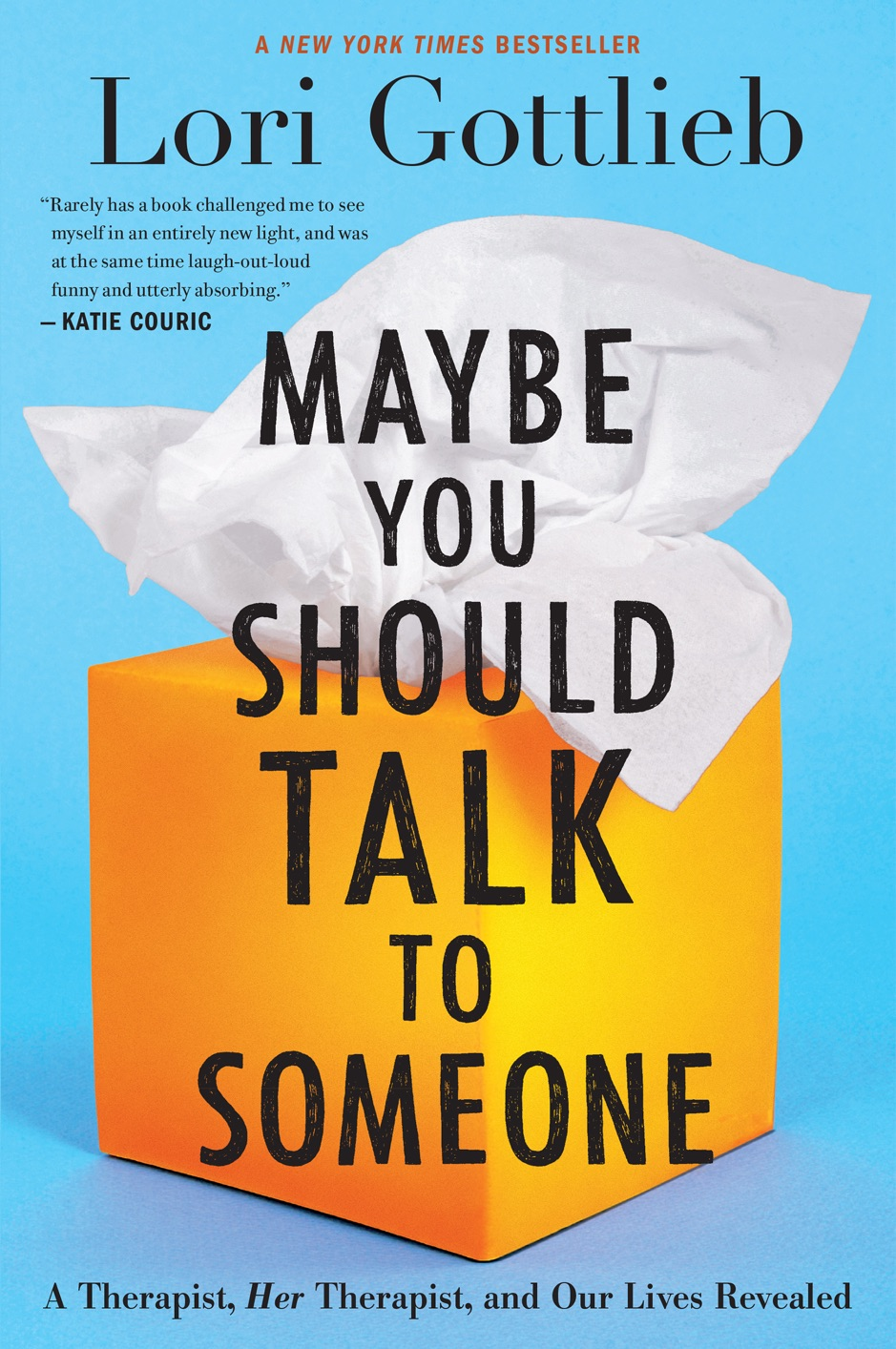 ‎Maybe You Should Talk to Someone