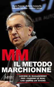 MM IL METODO MARCHIONNE Libro Cover