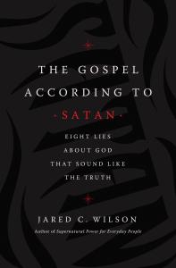 The Gospel According to Satan Book Cover