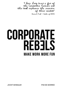 Corporate Rebels Book Cover