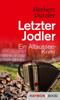 Herbert Dutzler - Letzter Jodler Grafik