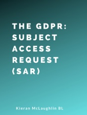 Download THE GDPR: SUBJECT ACCESS REQUEST (SAR)
