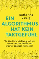 Katharina Zweig - Ein Algorithmus hat kein Taktgefühl artwork