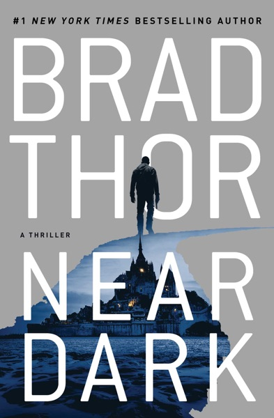 Near Dark - Brad Thor book cover