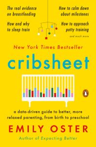 Cribsheet Book Cover