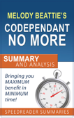 Codependent No More by Melody Beattie: Summary and Analysis Book Cover