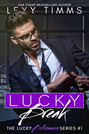 Lucky Break - Lexy Timms book summary