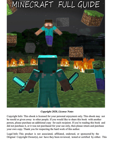 Minecraft Tips and Tricks: The Ultimate Minecraft Guide for Adults And Children