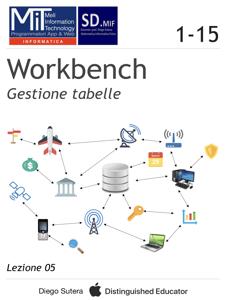 Workbench - Gestione tabelle Copertina del libro