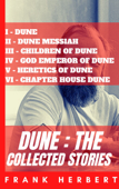 Dune: The Collection Frank Herbert Book Cover